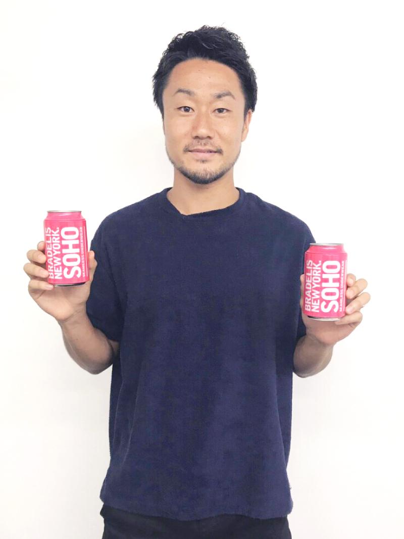 藤田直之選手